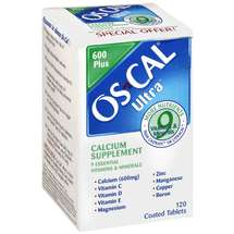 Oscal Ultra Calcium Supplement120 Coated Tablets