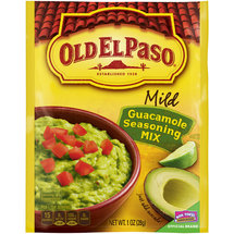 Old El Paso Mild Guacamole Seasoning Mix
