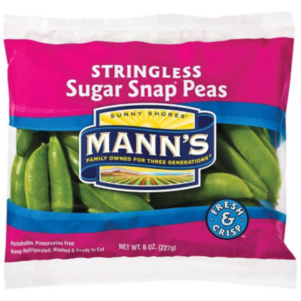 Today's Gourmet Sugar Snap Peas