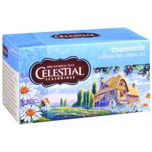 Celestial Seasonings Caffeine Free Chamomile Herbal Tea Bags