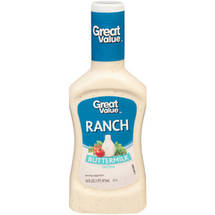 Great Value: Buttermilk Ranch Dressing