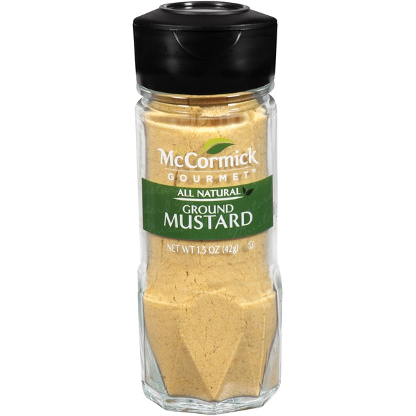 McCormick Gourmet Collection Ground Mustard