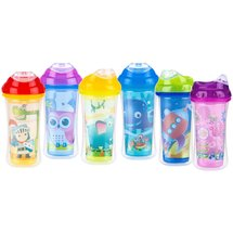 Nuby Clik-it Insulated No-Spill Cool Sipper Cup