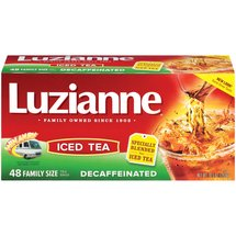 Luzianne Specially Blended Decaffeinated Iced Tea