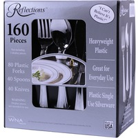 Wna Reflections Plastic Cutlery