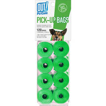OUT Poop Bag Bone Refill