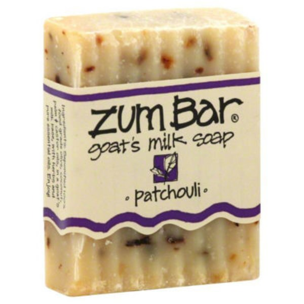 Zum Bar Patchouli Goat's Milk Soap