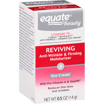 Equate Beauty Reviving Anti-Wrinkle & Firming Moisturizer Eye Cream