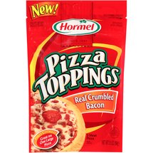 Hormel Pizza Toppings Real Crumbled Bacon