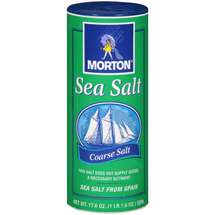 Morton Coarse Sea Salt