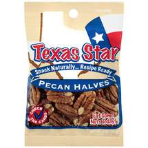Texas Star Halves Pecan