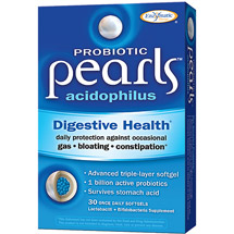 Enzymatic Therapy Active Cultures Dietary Supplement Acidophilus Pearls
