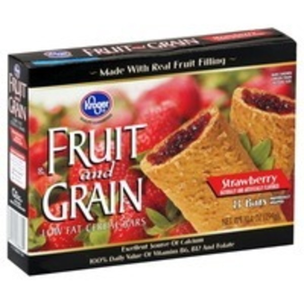 Kroger Fruit And Grain Straw