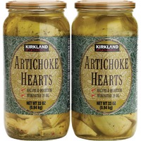 Kirkland Signature Artichoke Hearts in Oil