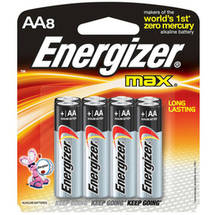Energizer Max AA
