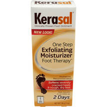 Kerasal Ultra 20 Foot Ointment One Step Therapy Exfoliating Moisturizer