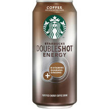 Starbucks Doubleshot Energy + Coffee Drink 15 Fl Oz