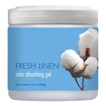 Fresh Linen Odor Absorbing Gel
