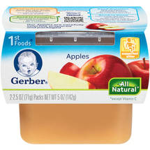 Gerber 1st Foods Applesauce Baby Food