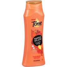 Tone Mango Splash Cocoa Butter & Papaya Moisturizing Body Wash