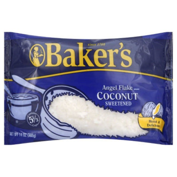Baker's Angel Flake Sweetened Coconut