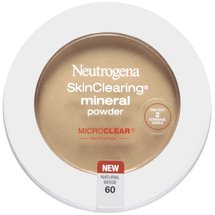Neutrogena Skinclearing Mineral Powder Natural Beige 60