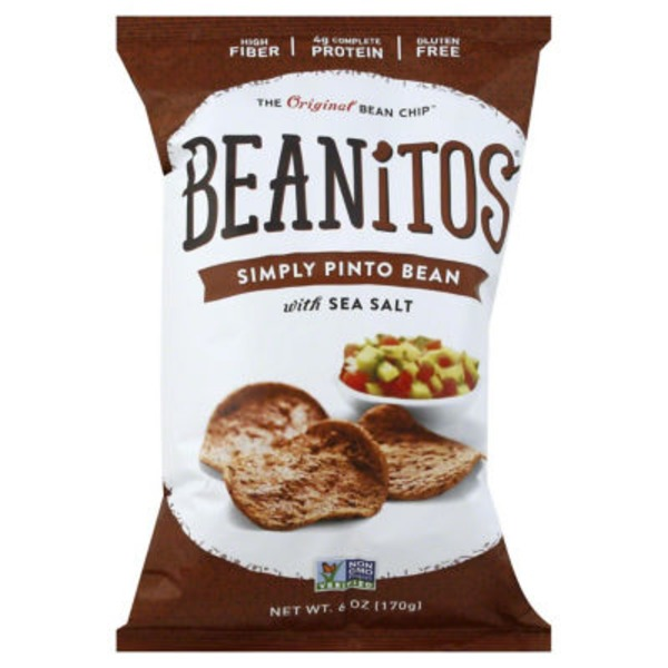 Beanitos Bean Chips Simply Pinto Bean