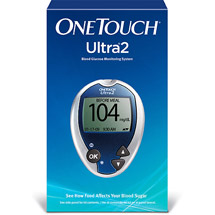One Touch Ultra2 Meter