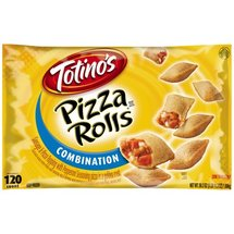 Totino's Combination Sausage and Pepperoni Pizza Rolls