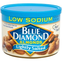 Blue Diamond Low Sodium Almonds