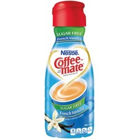 Nestlé Coffee Mate French Vanilla Sugar Free Liquid Coffee Creamer