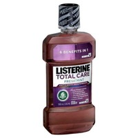 Listerine® Fresh Mint Total Care Anticavity Mouthwash