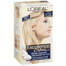 L'Oreal Excellence Creme High-Lift Extra Light Ash Blonde Cooler 01 Hair Color