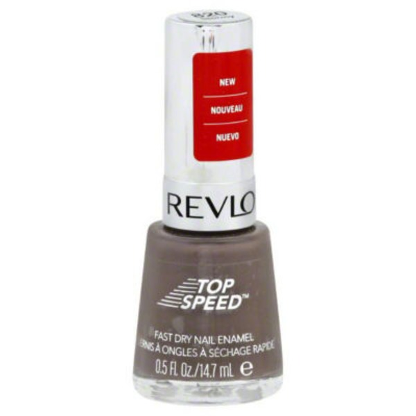 Revlon Top Speed Nail Enamel - Stormy 820