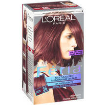 L'Oreal Paris Feria Haircolor Brilliant Bordeaux 56