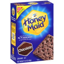 Nabisco Honey Maid Chocolate Grahams