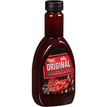 Great Value Original Barbecue Sauce