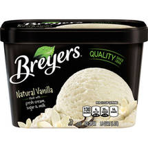 Breyers Natural Vanilla All Natural