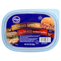Kroger Deli Thin Sliced Smoked Ham