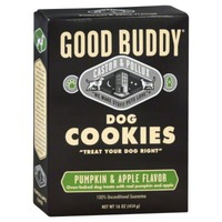 Castor & Pollux Pumpkin & Apple Flavor Dog Cookies