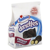Hostess Donettes Frosted Mini Donuts