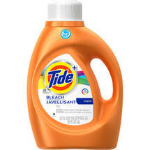 Tide Plus Bleach Alternative Original Scent Liquid Laundry Detergent