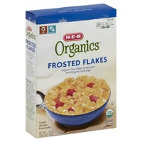 H-E-B Organics Frosted Flakes Cereal