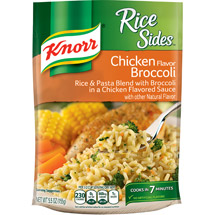 Knorr Chicken Broccoli Rice Sides Dish