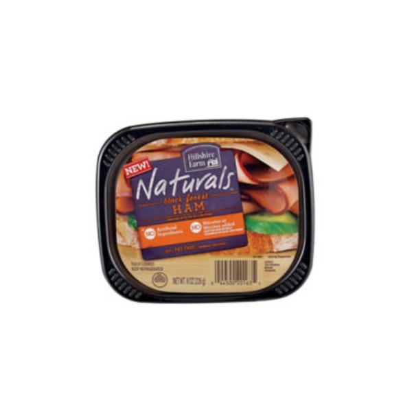 Hillshire Farm Naturals Black Forest Ham Lunch Meat