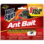 Hot Shot MaxAttrax Ant Bait Child-Resistant Bait Stations