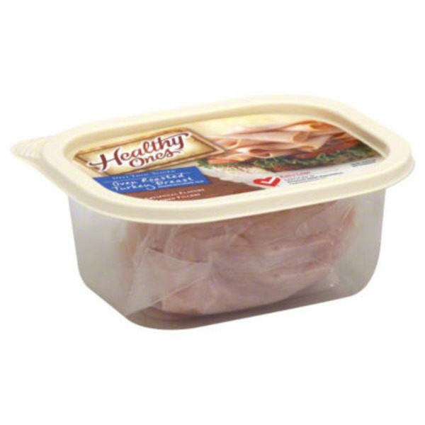 Healthy Ones Oven Roasted Deli Thin-Sliced Turkey Breast