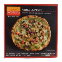 Pizza Romana Arugula Pesto Frozen Pizza