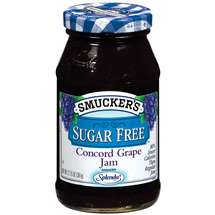 Smucker's Concord Grape Sugar Free Jam