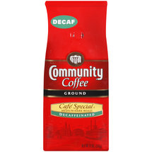 Community Coffee Decaffeinated Coffee